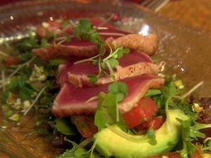 Tuna Tataki - Thunfisch Tataki